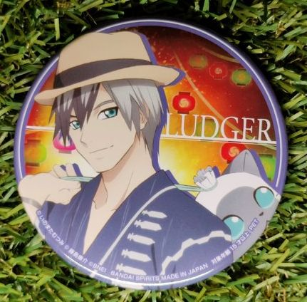 Tales of Xillia 2 Ludger Button