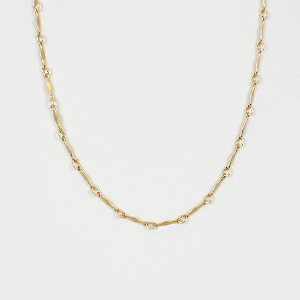 Gold Filled Design Choker