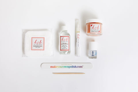 Non toxic Nail Care products