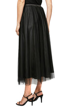 Load image into Gallery viewer, Tulle Tea-Length Party Skirt