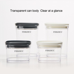 FIEKEICC Glass jars