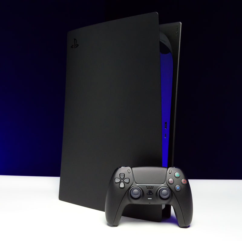 PS5 Side Plates Send in Service