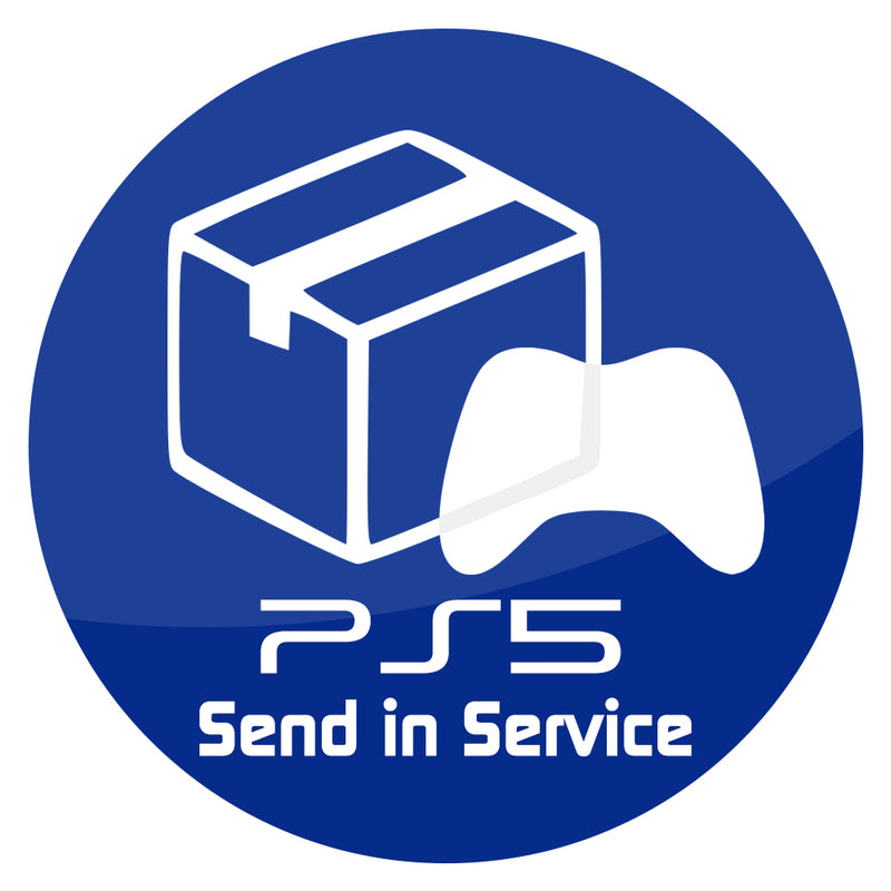 PS5 Send In Service