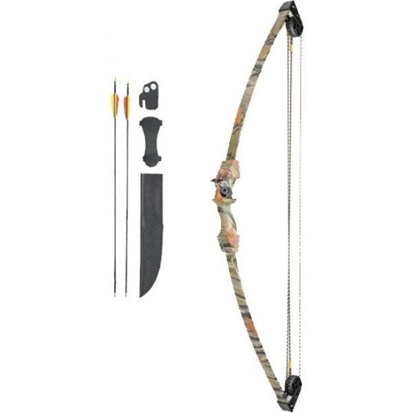 Pride Youth Bow Compound Kit Camo 10lb