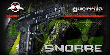 Guerrila Snorre Air Pistol
