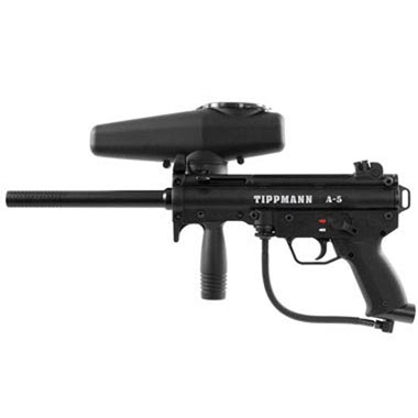 Tippman A-5 paintball Gun