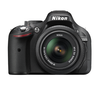 Nikon D5200 + 18-55 VR + 8GB Card + Reader + Bag