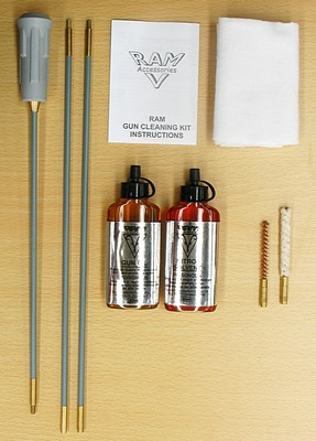 Rifle Cleaning Kit .22 / .223