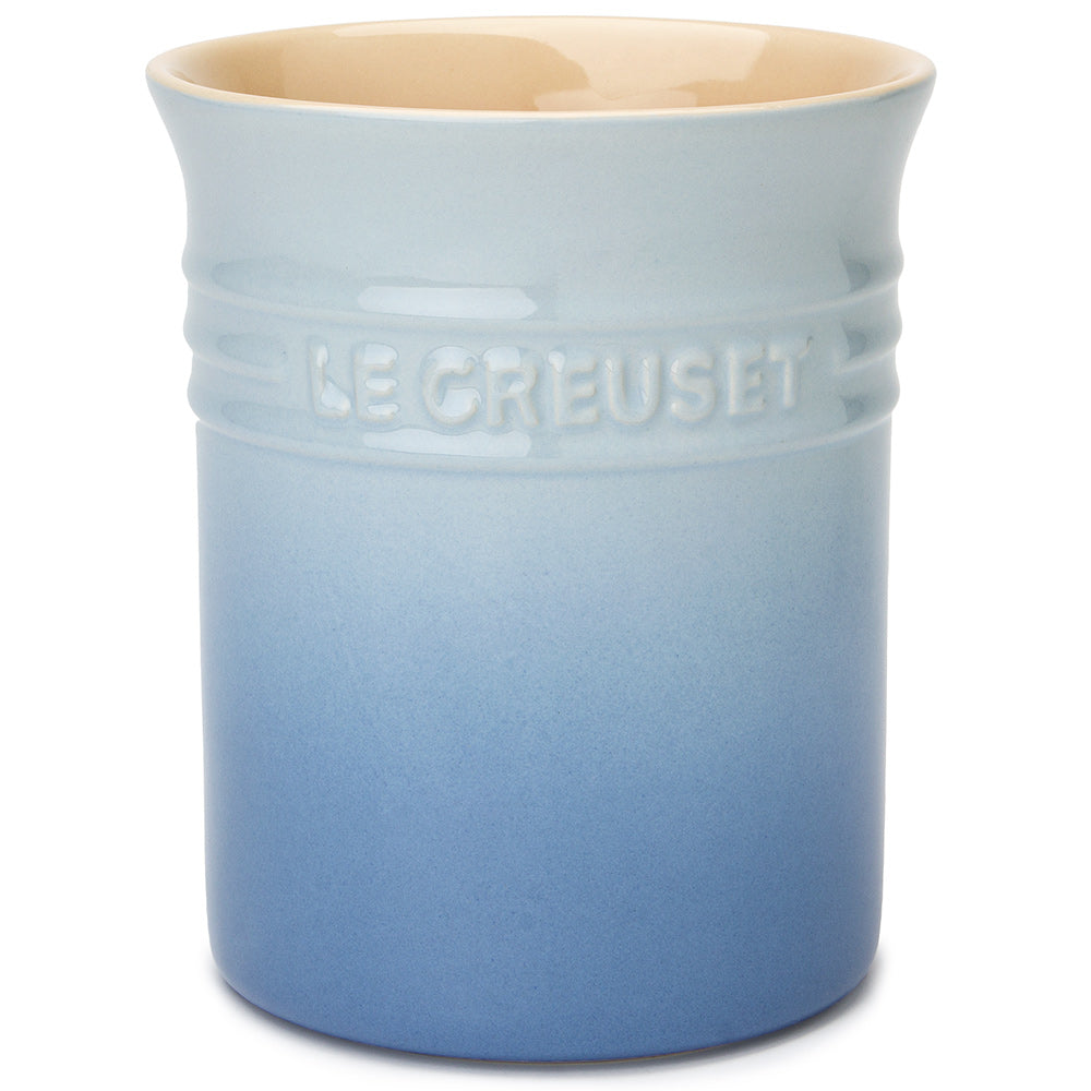 Le Creuset Utensil Crock - Coastal Blue