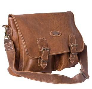 Rogue Field Bag - Rust