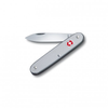 Victorinox Pioneer Single Blade Ribbed Alox Silver 93mm