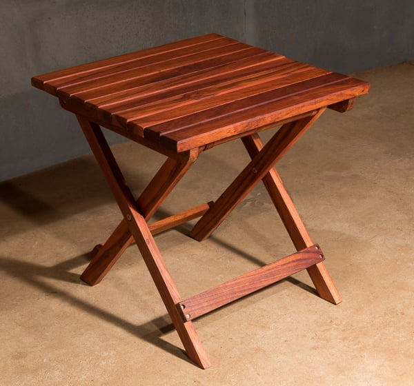 Safari Expedition folding table