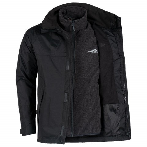 First Ascent Mens Discovery JACKET 3-IN-1
