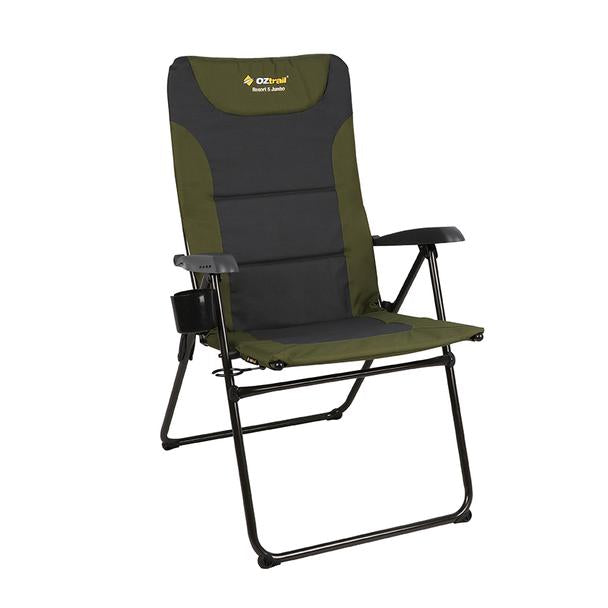 Oztrail Resort 5 Potition Jumbo chair