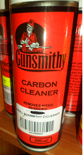 Gunsmithy Carbon Cleaner