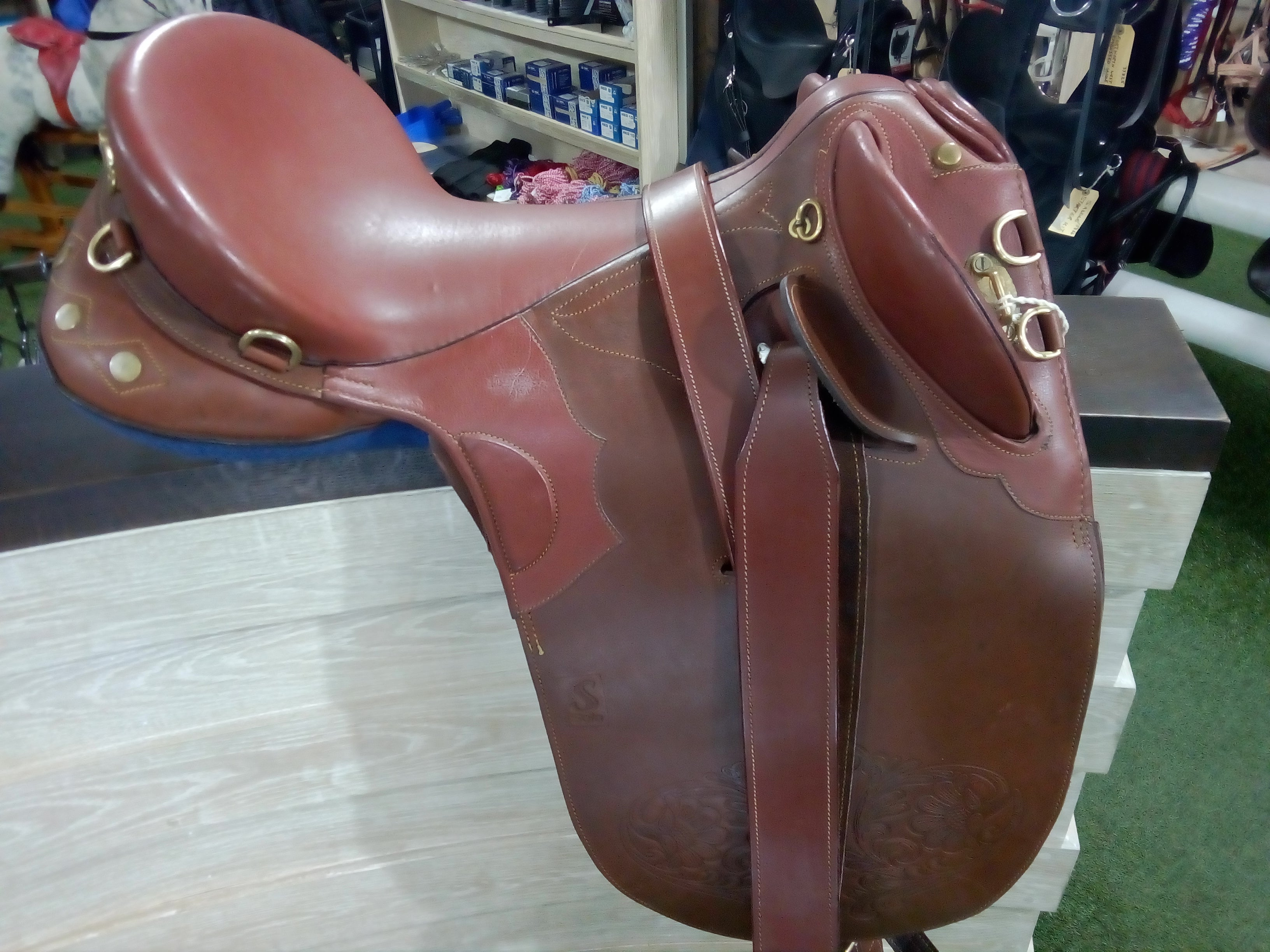 Stockman Fitted Saddle