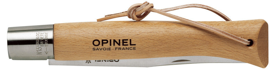 Opinel No 13 Stainless Steel