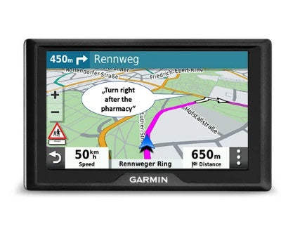 Garmin Drive™ 52 & Live Traffic Live traffic with smartphone app