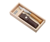 Opinel No 8 S/S Olive Wood Handle plus Sheath