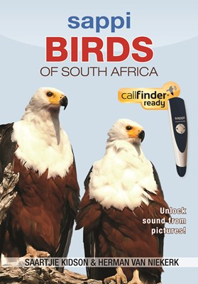Sappi Birds of South Africa with Callfinder