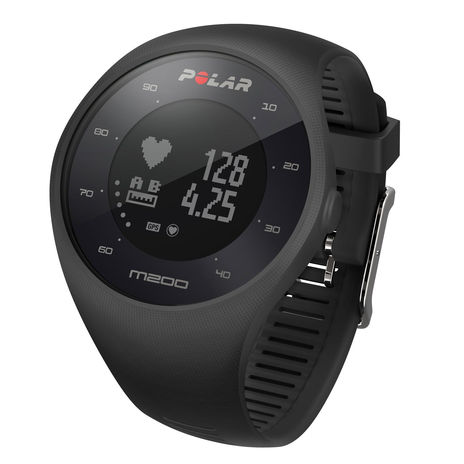 POLAR M200 SPORTS WATCH FOR RUNNING WITH 24/7 ACTIVITY TRACKER