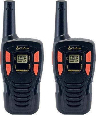 Cobra Adventure AM-245 2-Way Radios (5km)(Set of 2)