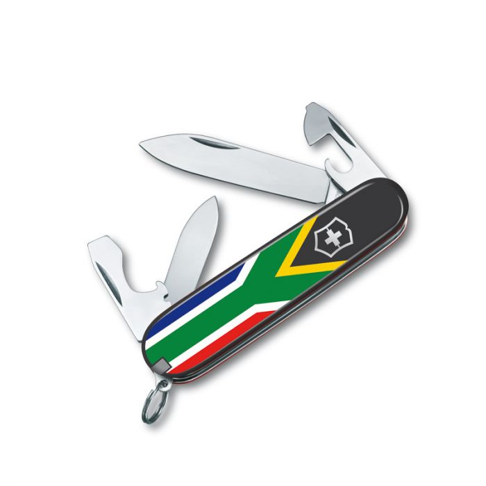 Victorinox Recruit SA Flag 84mm