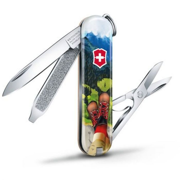VICTORINOX CLASSIC 58MM SWISS ARMY KNIFE - LIMITED EDITION 2020