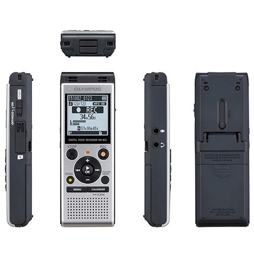 Olympus WS-852 - Digital Voice Recorders