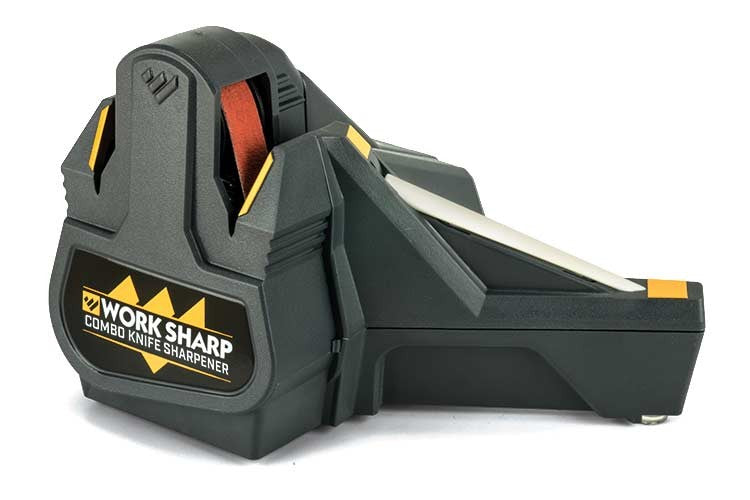 Work sharp knife and tool combo sharpener
