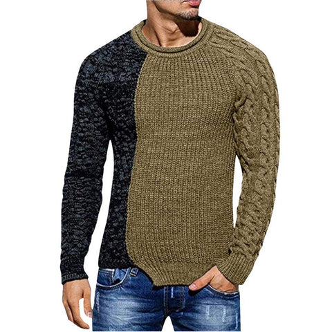 MONERFFI 2020 Men's Fashion Sweater Pullover
