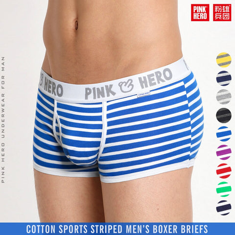 5PC Pink Heroes High-Quality Cotton Underwear