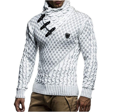 ZOGAA Mens Sweater Pullover