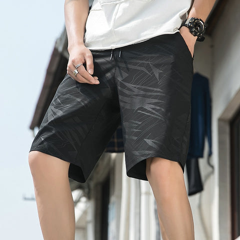 Mens Shorts Summer Casual Bermuda Beach Shorts