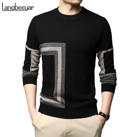 2021 New Fashion High End Sweater Pullover