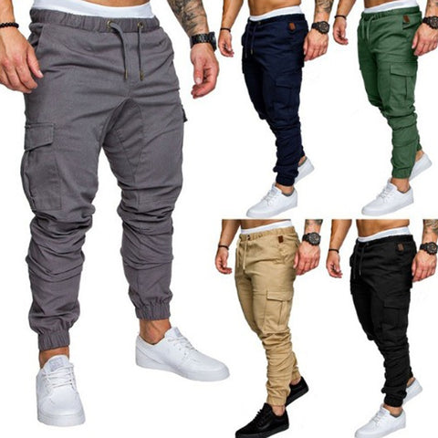 New 2018 Casual Pants