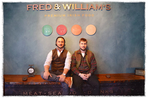 Fred & Williams Gründer