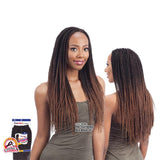 FREETRESS BRAID - PRE-FEATHERED BOX BRAID 20 INCHES