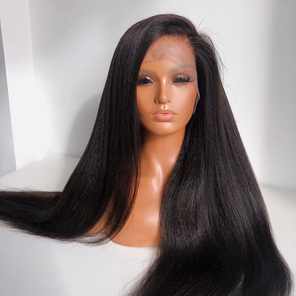 MISS KIKY STRAIGHT  Frontal WIG  (Pre-Ordered ONLY ONLINE )