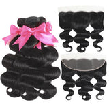 BODYWAVE BUNDLE With Lace Frontal (Pre-Ordered ONLY ONLINE )