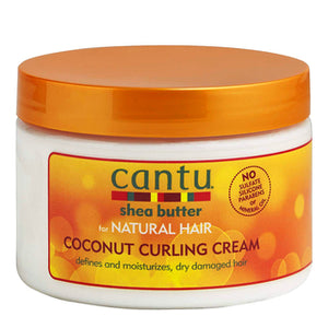 CANTU Natural Hair Coconut Curling Cream (12oz)