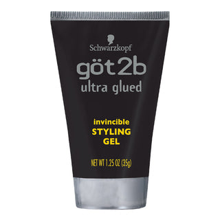 GOT2B Ultra Glued Styling Gel [Black] (1.25oz)