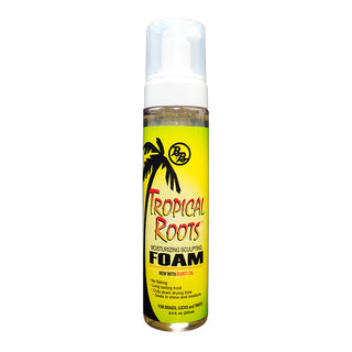 BRONNER BROTHERS Tropical Roots Moisturizing Sculpting Foam (8.5oz)