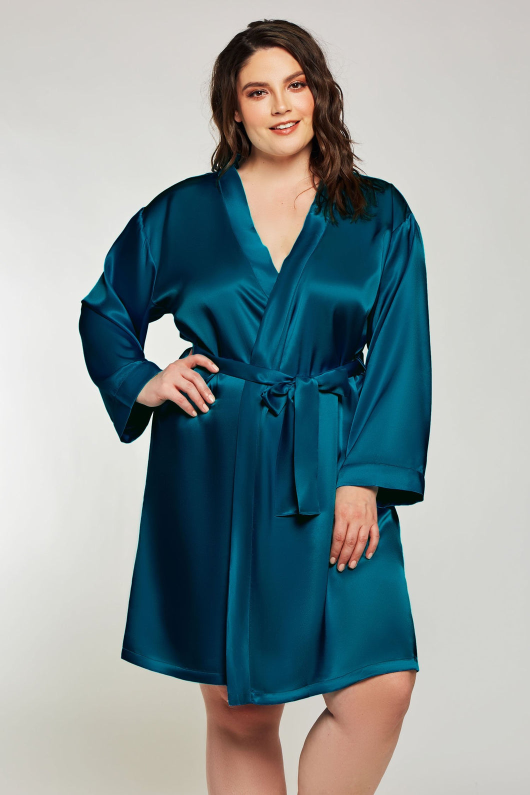 Peacock Robe Plus