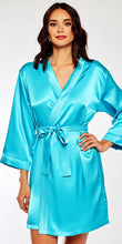 Load image into Gallery viewer, Aqua Robe