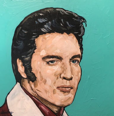 Elvis by Timothy Wilson Hoey