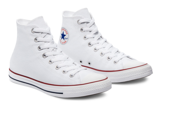CHUCK TAYLOR ALL STAR HI CORE  BLANC