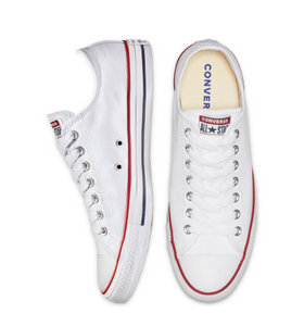 CHUCK TAYLOR ALL STAR OX CORE BLANC