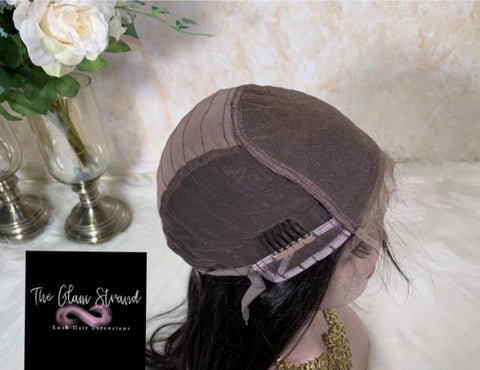 GLAM HD Lace Closure Wig