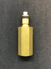 C-Pro Brass Quick Connect Adapter